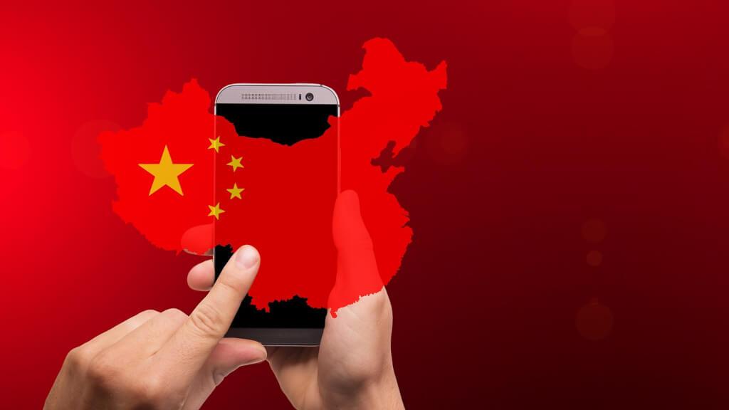 internet w Chinach