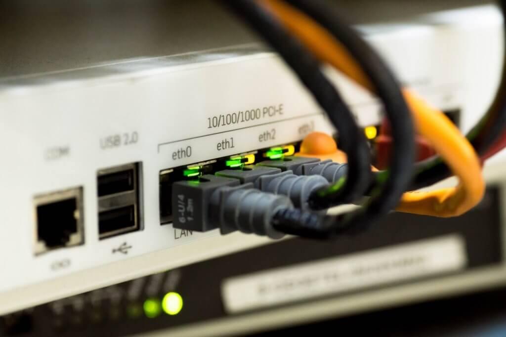 Sieć domowa - router