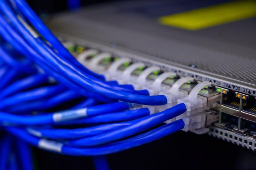 Sieć domowa - switch