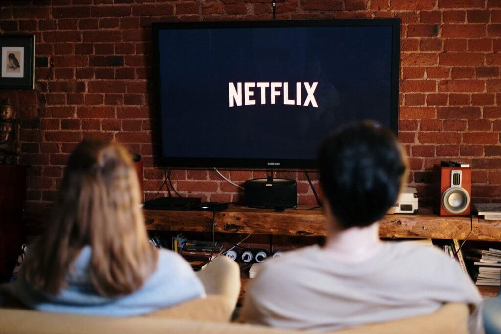 Smart TV - Netflix