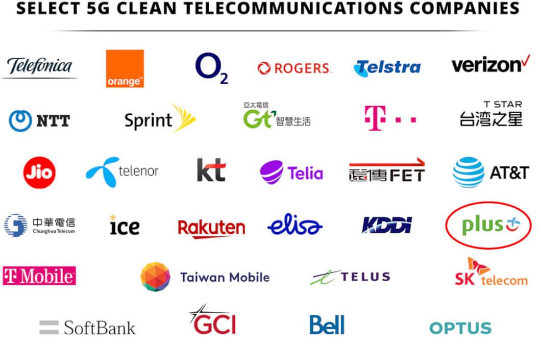czyste sieci 5G aktualizacja