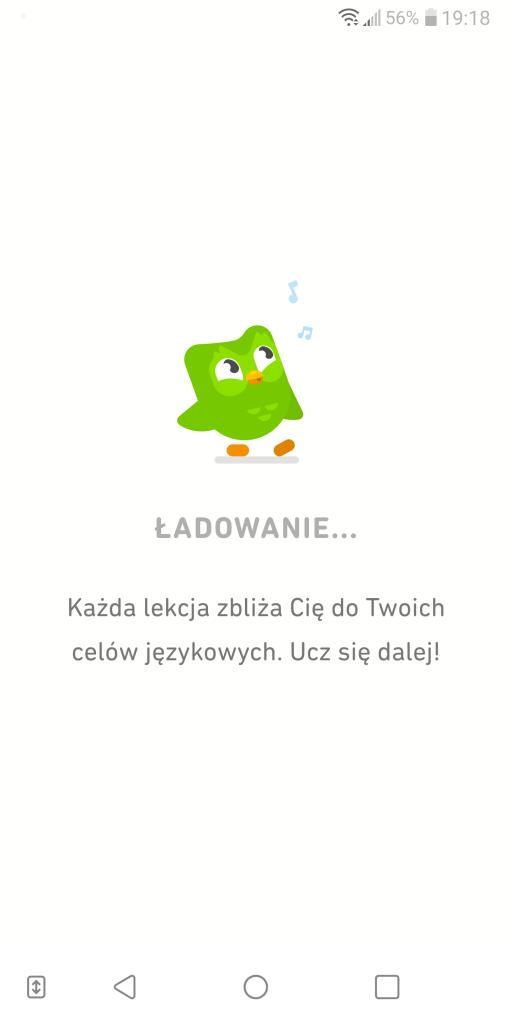 Aplikacje ułatwiające życie: Duolingo