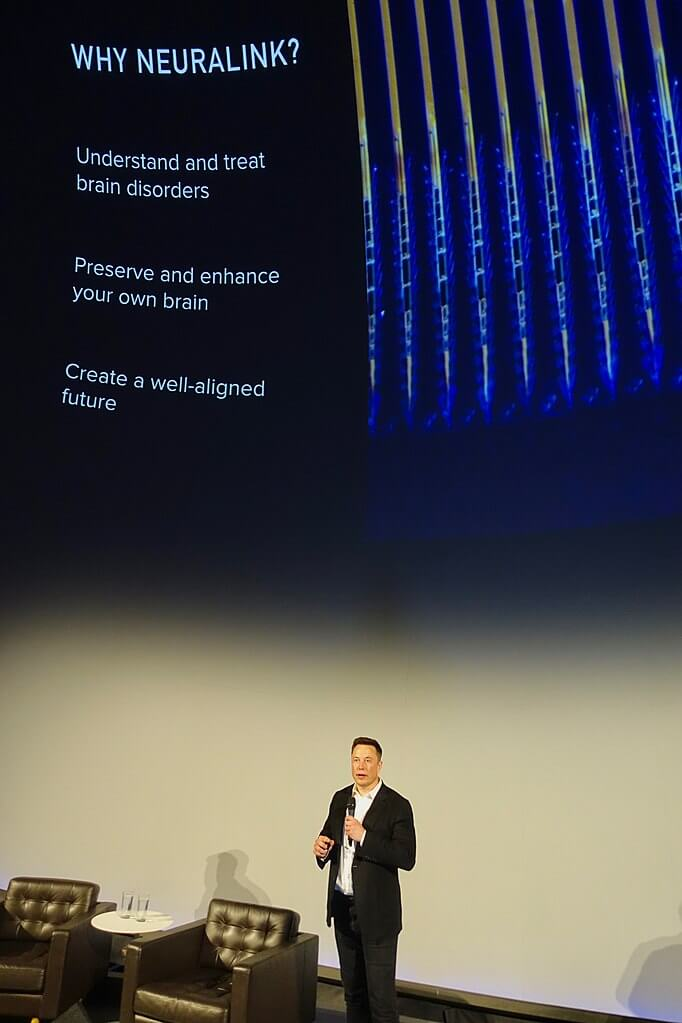 Elon Musk - Neuralink