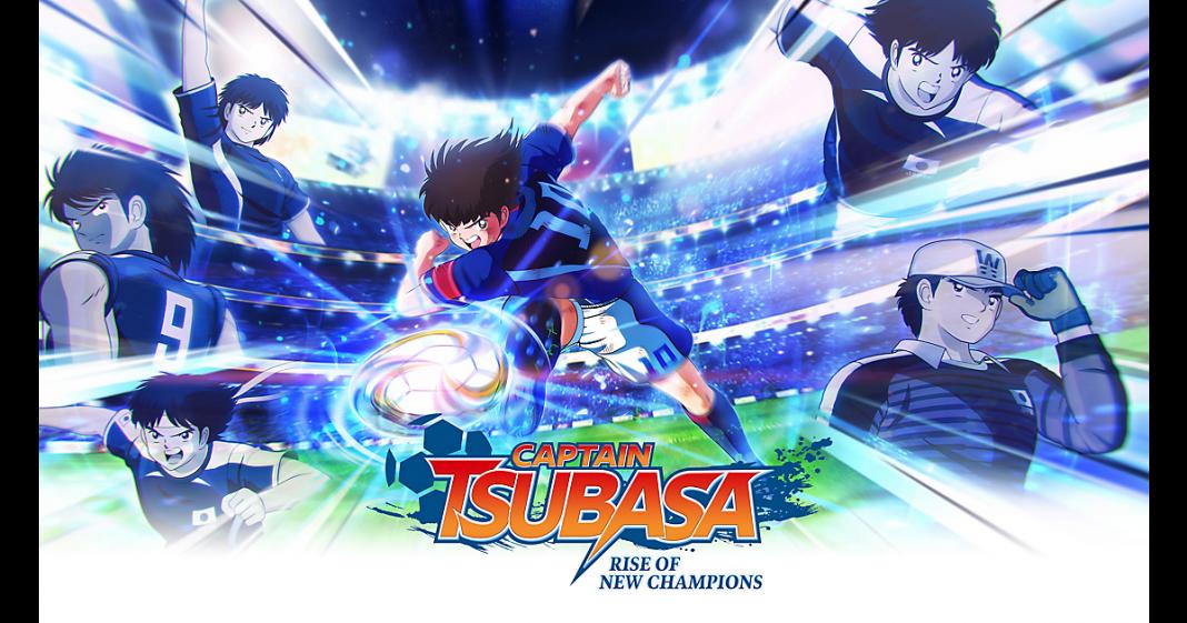 Tsubasa, Kapital Tsubasa, Rise of New Champions, Kapitan Jastrząb, ps4,