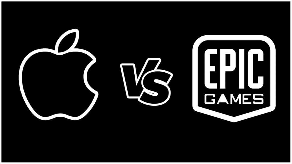 Firma Apple, epic games, fortine, apple, ios, games,