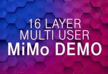 T-Mobile 16 layer MIMO