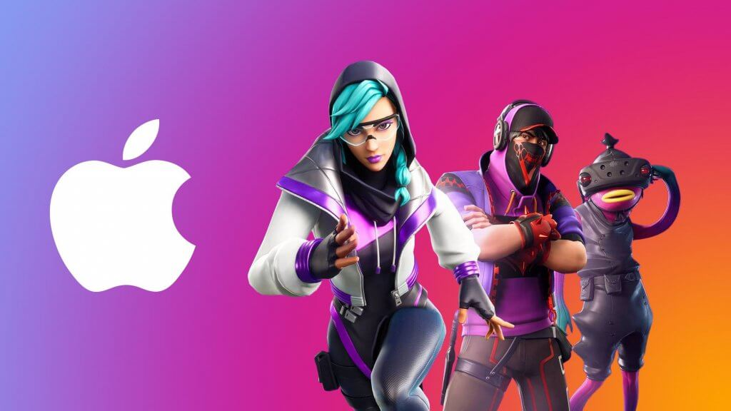 Epic Games, Fortnite, Apple, Google,
