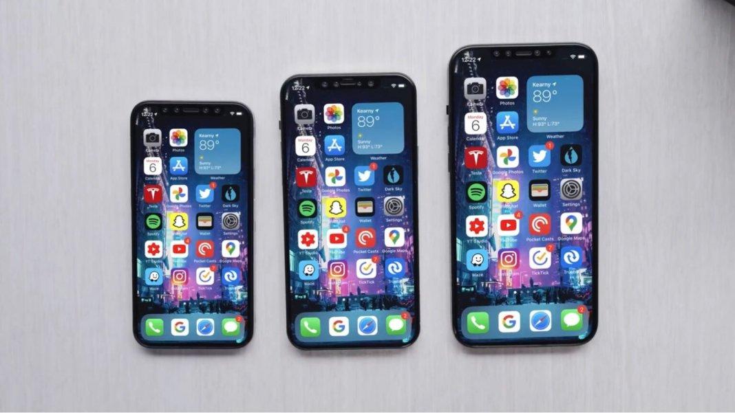Apple iPhone, Oppo, Xiaomi, OnePlus, Motorola,