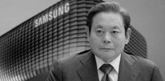 Lee Kun-hee Samsung