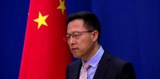 Zhao Lijian Chiny