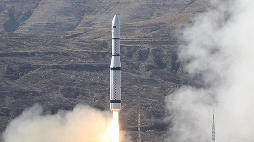 Chiny satelita 6G