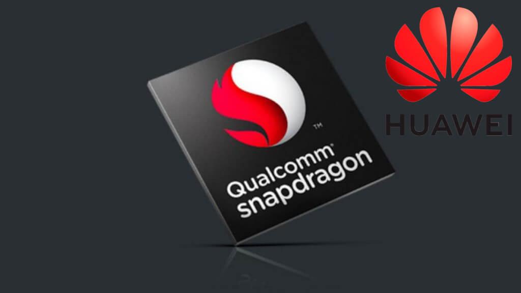 Qualcomm Snapdragon Huawei