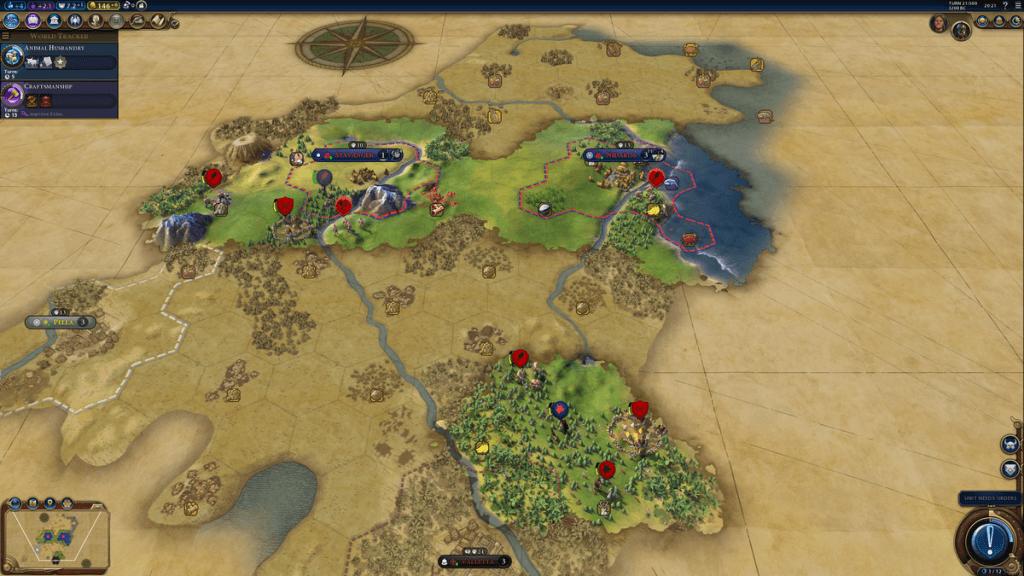 promocje gier: Civilization VI