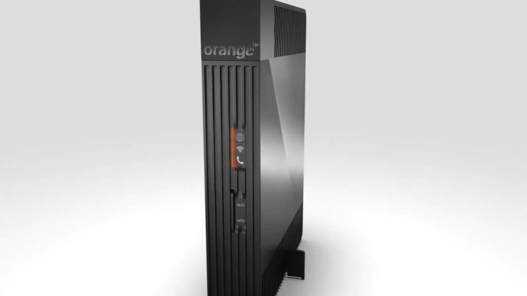 Orange Funbox 6