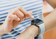 apple watch, face is, iphone, blokada, maseczka, ios 14.5, pandemia,