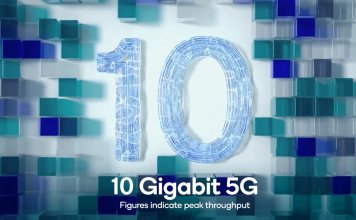 5G 10 Gb/s