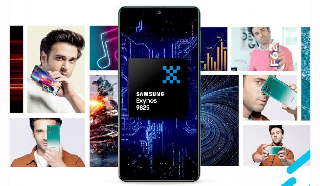 Samsung Galaxy F62 Exynos