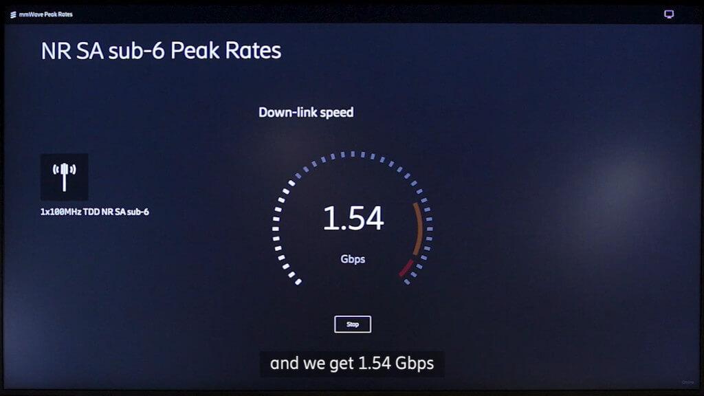 Ericsson MediaTek sub-6 GHz