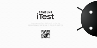 iTest, Samsung, Apple,