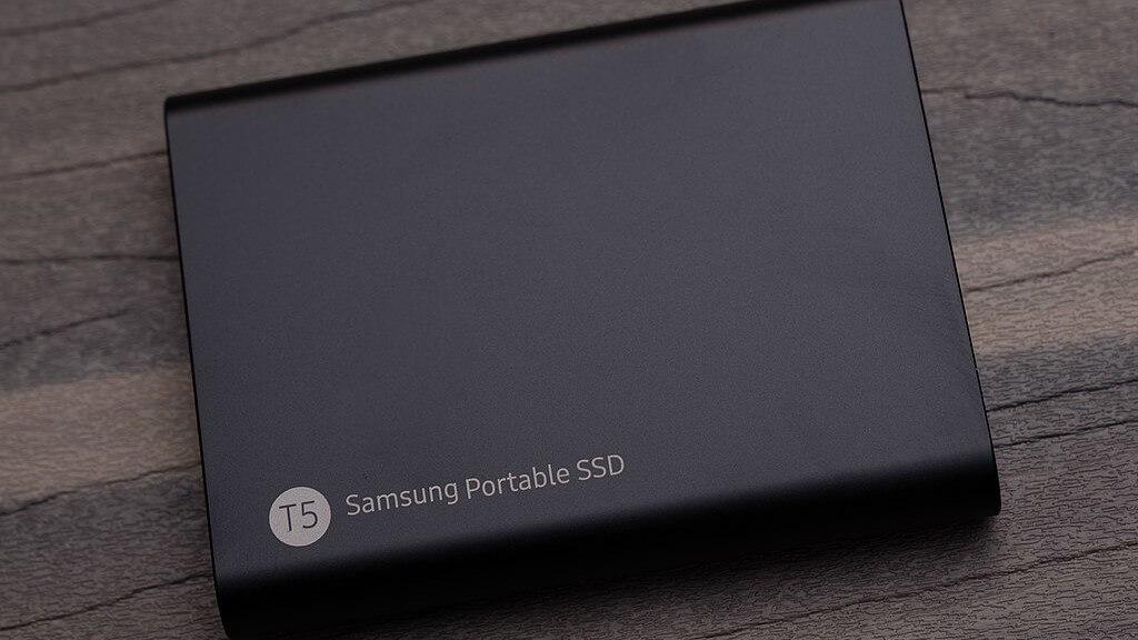 zewnętrzny dysk SSD