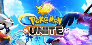 Pokémon UNITE, MOBA, Nintendo Switch,