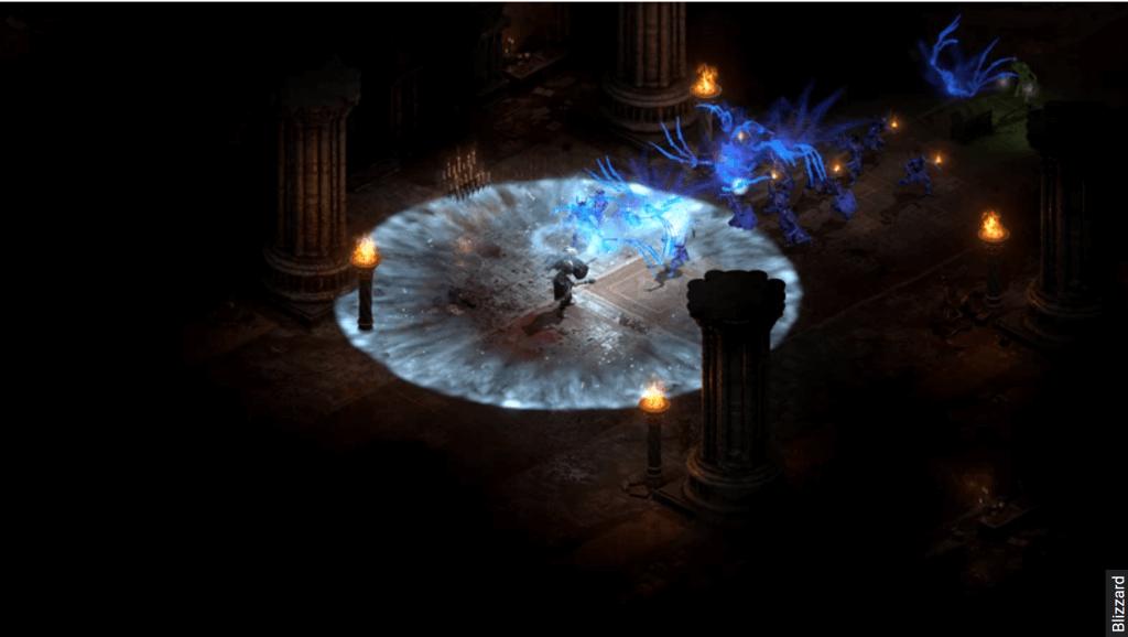 Diablo 2: Resurrected,
